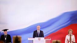 Putin toma posesión de su cuarto mandato al frente del