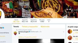 El tuit viral del AS Roma que no va a gustar nada a los aficionados del
