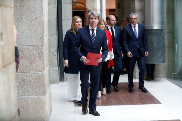 El PP elige a Ángel Garrido como candidato a la investidura en