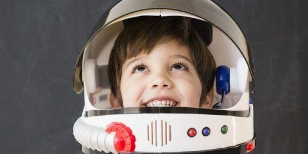 La carta viral de un niño a la NASA solicitando su puesto de oficial de protección