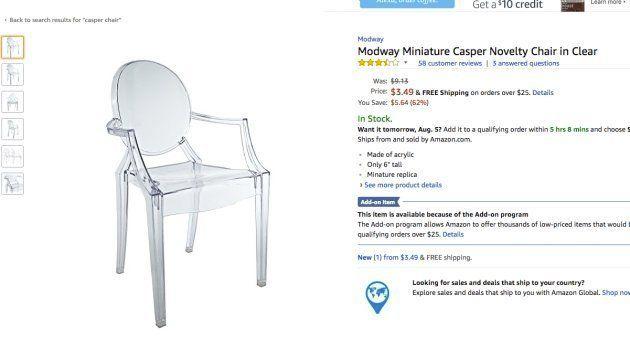 La razón por la que debes mirar las medidas si compras un mueble