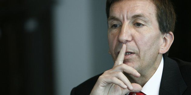 El exjefe de la Fiscalía Anticorrupción, ManuelMoix, en una imagen de