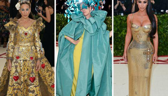 14 vestidos de la gala MET para exclamar