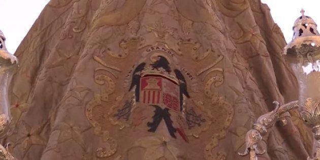 La patrona de Ceuta procesionará con un manto
