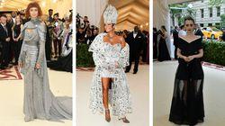 Todos los vestidos de la Gala MET