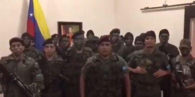 Intento de golpe de Estado en Venezuela: El Gobierno de Maduro detiene un levantamiento
