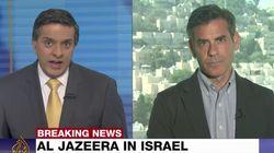 Israel prepara la expulsión de la cadena Al Jazeera del