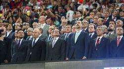 La Audiencia Nacional juzgará la pitada al himno en el Camp Nou de
