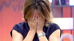 Drama en directo: una mujer llora al perder más de 41.000 euros en
