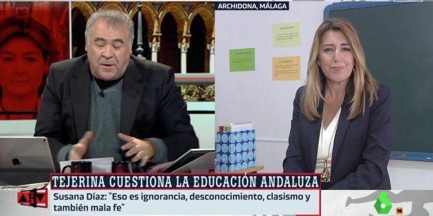 Ferreras y Susana