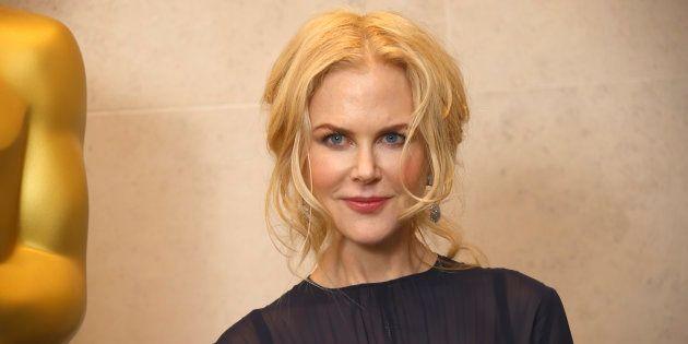 El cambio de aspecto más radical de Nicole Kidman en toda su