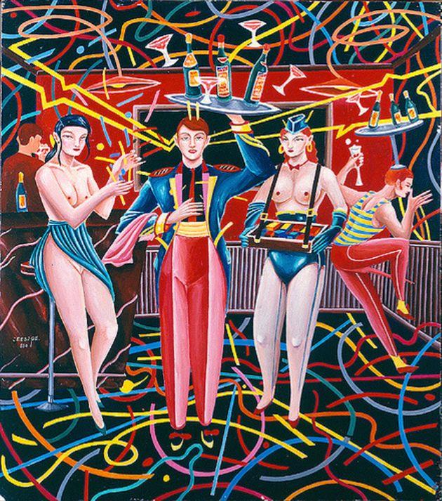 'Juegos Malabares' (1980).