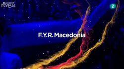 Multitud de comentarios por lo que le ha pasado a Macedonia en la primera semifinal de