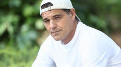 Frank Cuesta contrae la malaria en