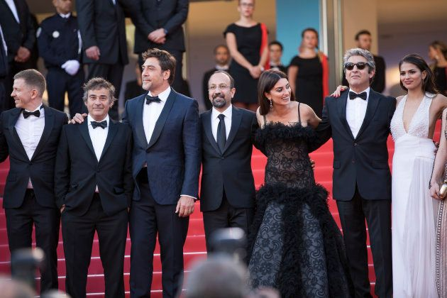 Penélope Cruz, Javier Bardem y Ricardo Darín: el glamour hispano inaugura