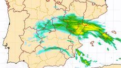 Desactivados los avisos rojos por el temporal en Castellón, Tarragona y