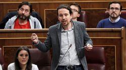 Pablo Iglesias recurre a la RAE para pegar un durísimo 'zasca' a Catalá por lo que dijo sobre el ducado de