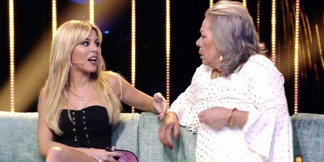 Oriana estalla tras las bromas pesadas de Carmen Gahona en