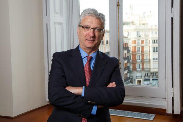Luis María Díez-Picazo Giménez, presidente de la Sala Tercera del Tribunal Supremo desde septiembre de