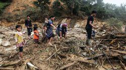 26 muertos y 200 viviendas destrozadas en las inundaciones en