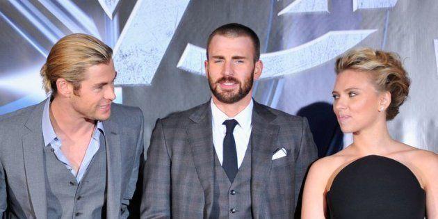 Los protagonistas de 'Vengadores: Infinity War' comparten un mismo
