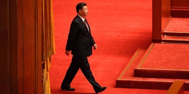Xi Jinping, presidente de