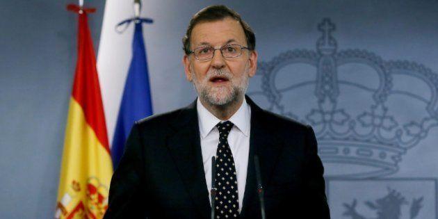 El expresidente del Gobierno español Mariano