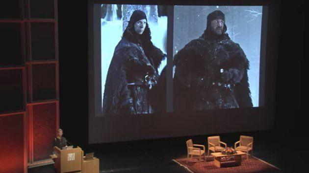 Las capas de la Guardia de la Noche en 'Juego de Tronos' son alfombras de