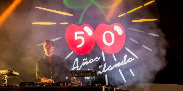 Música electrónica interpretada por violines para celebrar 50 años del 'boom' de las