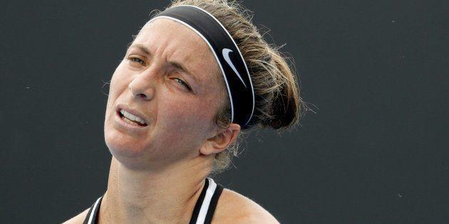 La tenista Sara Errani da positivo por dopaje y echa la culpa a los tortellini de su