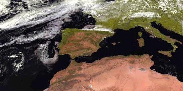 Los termómetros podrían bajar esta semana hasta 10ºC en la Península, una
