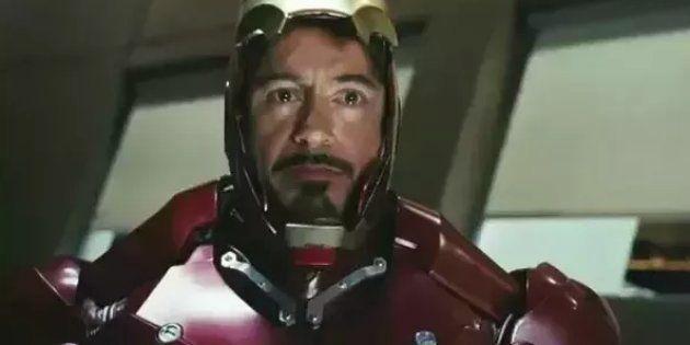 Marvel denuncia el robo del traje de 'Iron Man', uno de los personajes de