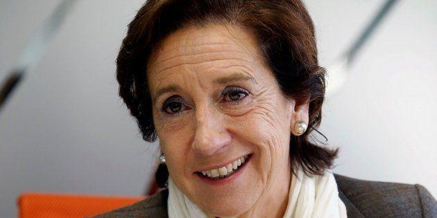 La periodista Victoria Prego, Premio Nacional de Televisión