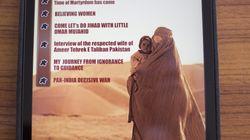 La revista de los talibanes para reclutar mujeres
