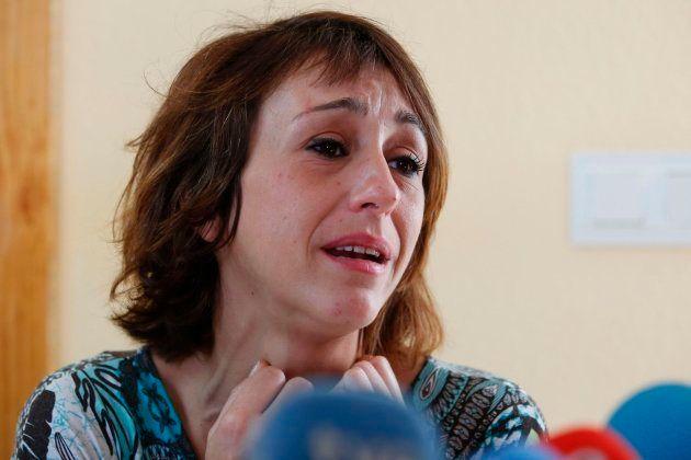El juez ordena la detención de Juana Rivas al no presentarse hoy en el