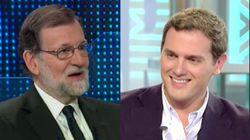 El ping pong Rivera-Rajoy en dos