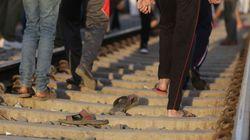 Al menos 59 muertos tras arrollar un tren a una multitud en la