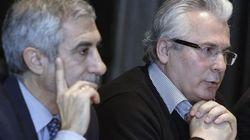 Llamazares y Baltasar Garzón inscriben su partido 'Actúa', pero sin vocación electoral
