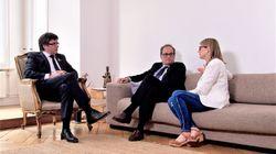 Carles Puigdemont designa a Quim Torra como candidato a la presidencia de la