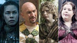 ¿Sabes cómo se llaman estos secundarios de 'Juego de tronos'?