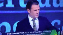 El irónico comentario de Iñaki López tras la queja de un tertuliano en 'LaSexta