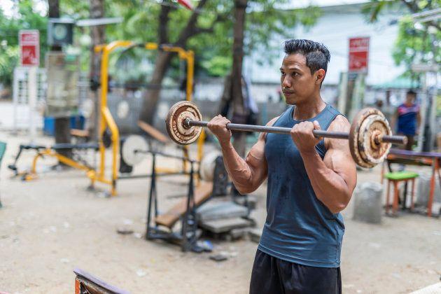 Cinco falsos mitos del gimnasio,