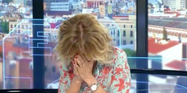La cara de Susanna Griso tras lo que dijo Joaquín Leguina de Torra en 'Espejo