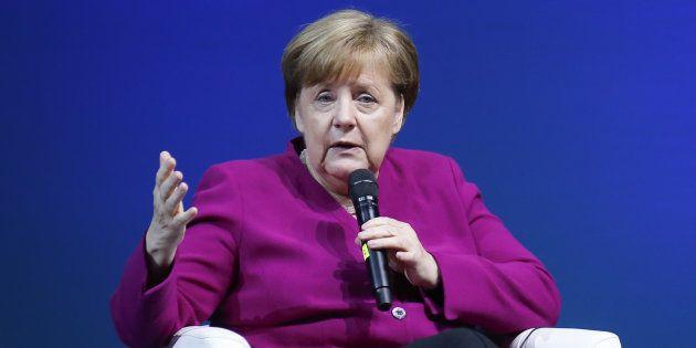 Angela Merkel, este