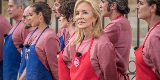 Carmen Lomana carga contra Jordi Cruz y pide que la eliminen de 'MasterChef