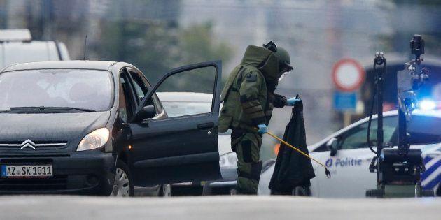La policía belga dispara e intercepta a un vehículo cuyo conductor aseguró que portaba