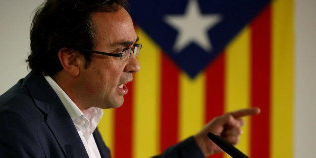 El 'conseller' de Territorio y Sostenibilidad,JosepRull, en una imagen de
