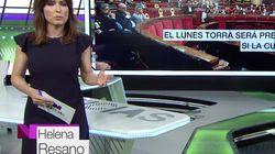 El gesto de esta presentadora de LaSexta con los trabajadores de RTVE del que quizás no te diste