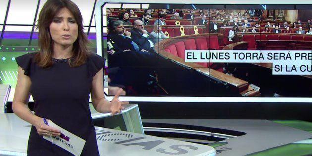 El gesto de Helena Resano con los trabajadores de RTVE del que quizás no te diste