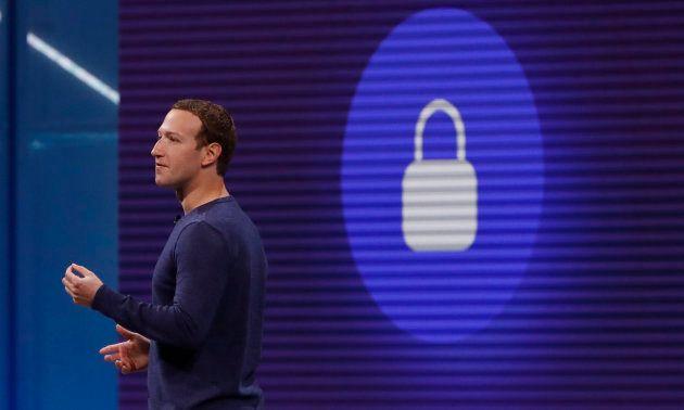 Mark Zuckerberg, CEO de